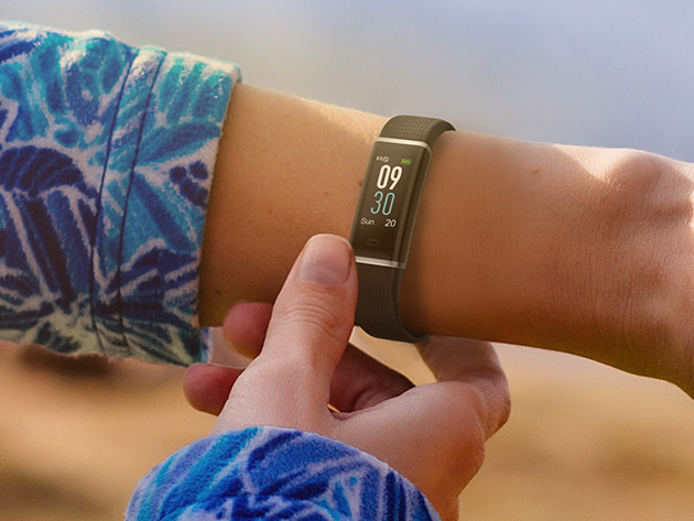 Get your fitness tracker today and start your fitness journey off right