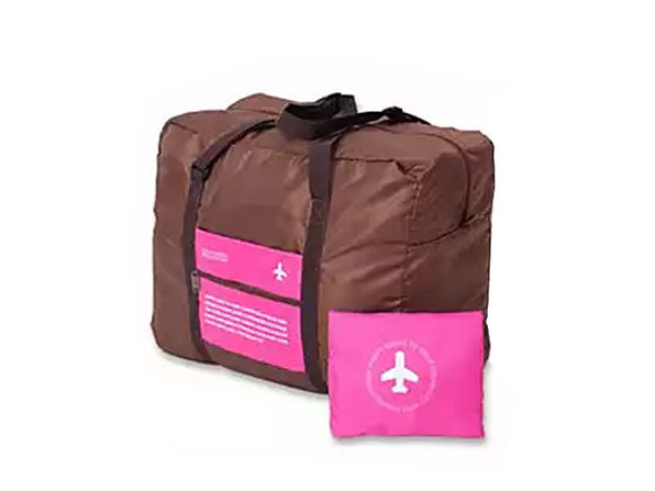 Expandable Carry On Bag (Pink)