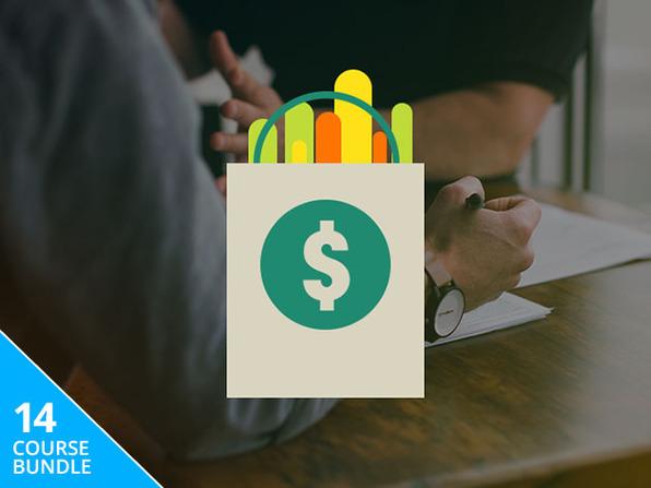 The 2020 Complete Digital Marketing for Beginners Bundle