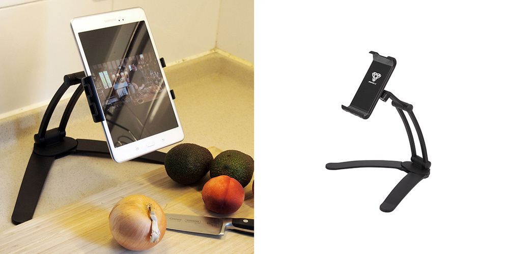 ARMOR-X 2-in-1 Tablet Stand, on sale for $23.96 when you use coupon code VIPSALE20 at checkout