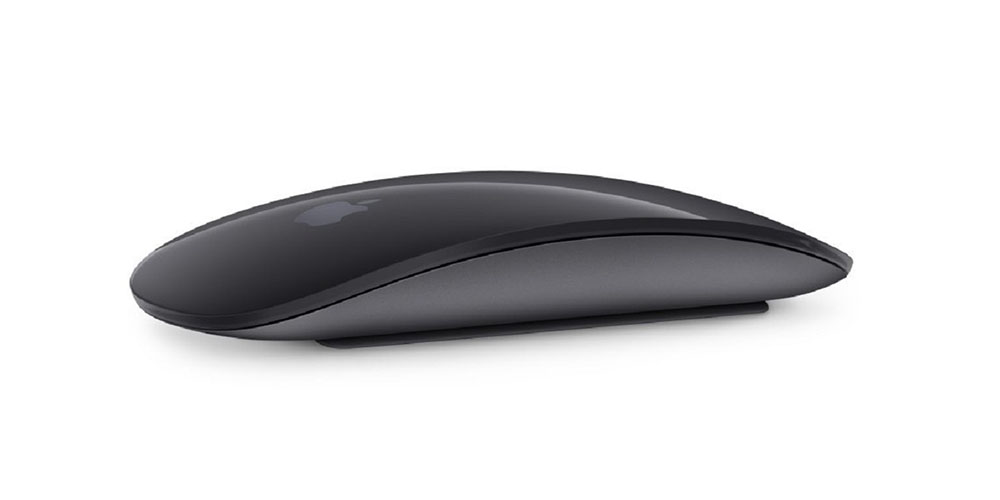 Apple Magic Mouse 2 in Space Gray (Refurbished), on sale for $79.99 (19% off)