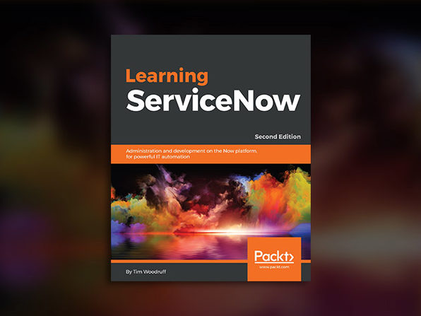 Learning ServiceNow - Second Edition - Product Image