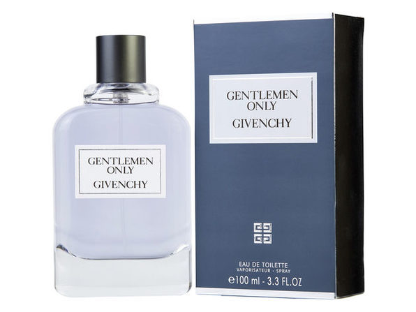 GENTLEMEN ONLY by Givenchy EDT SPRAY 3.3 OZ 100% Authentic