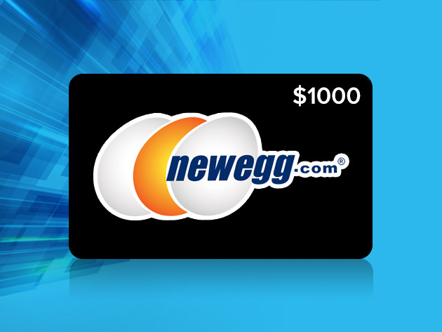 business giveaway machine the newegg 1000 gift card giveaway tnw deals 7185