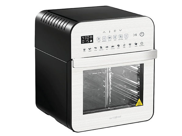 GoWISE USA® 11-in-1 Programmable 12.7QT Electric Air Fryer Toaster Oven