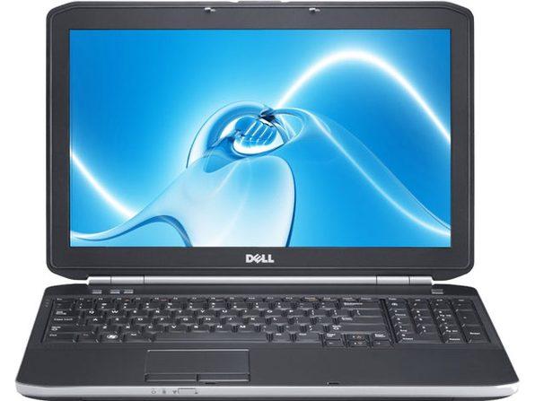 "Dell Latitude E6520 15"" Laptop, 2.5GHz Intel i5 Dual Core, 16GB RAM, 256GB SSD, Windows 10 Professional 64 Bit (Grade B)"