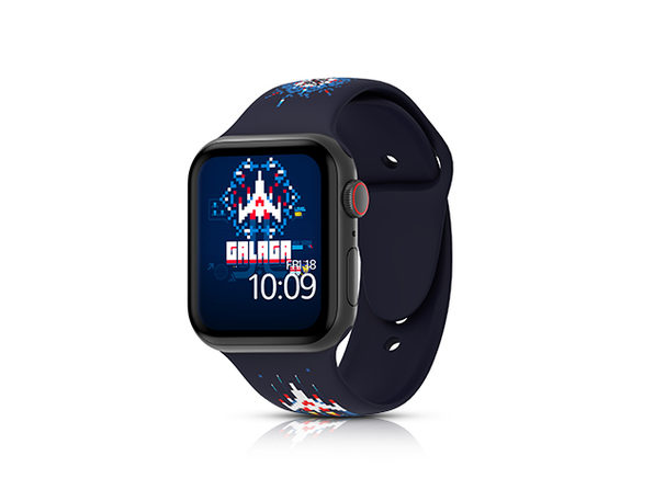 MobyFox 38mm Apple Watch Band & Watch Face Code (GALAGA)