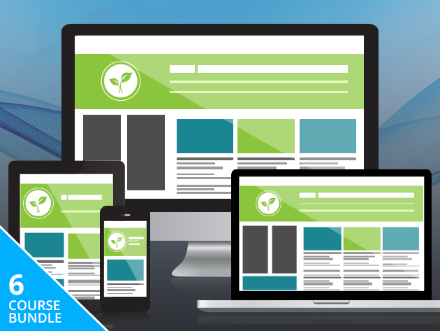 Rapid Responsive Web Development Bundle | Inspiration Grid ...