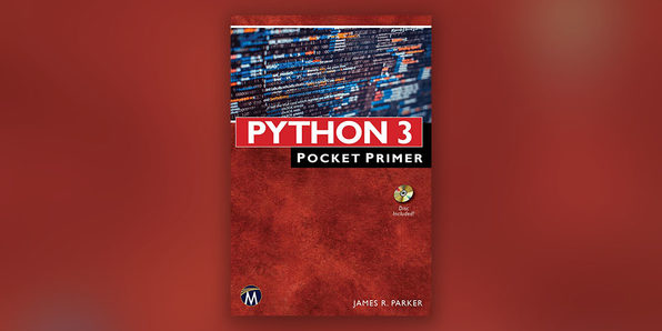 Python 3 Pocket Primer - Product Image