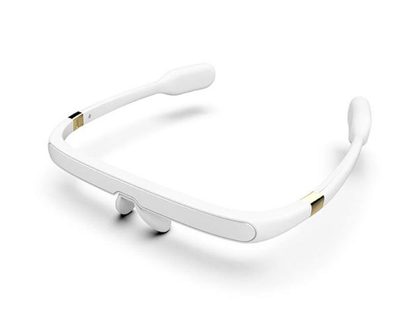 PEGASI 2: Smart Light Therapy Glasses