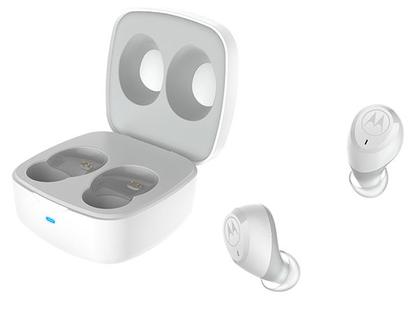 VerveBuds 100 True Wireless Earbuds (White)
