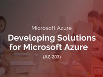 Microsoft Azure Exam AZ-203 Certification Prep - Product Image