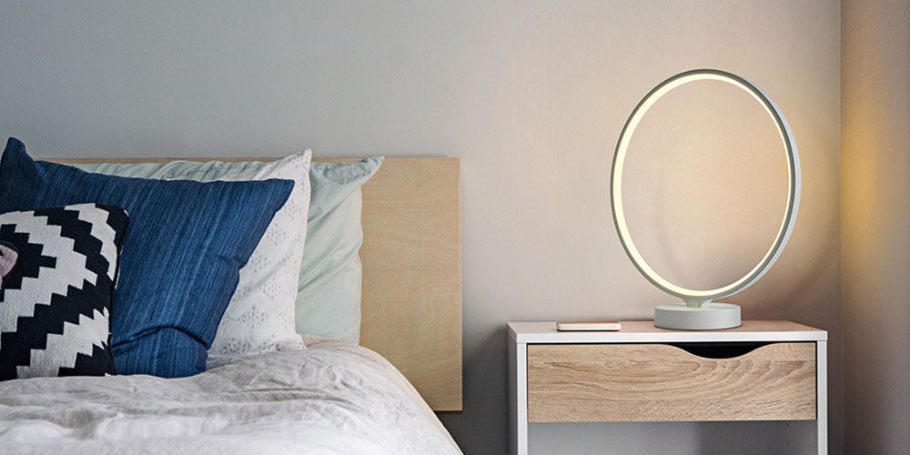 These lamps will add style and function to your home at a great price