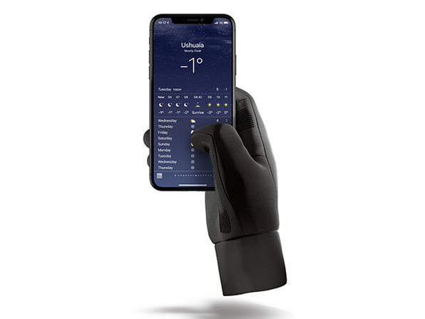 Insulated Touchscreen Gloves (Medium)