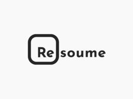 Resoume Resume Creator: Lifetime Subscription