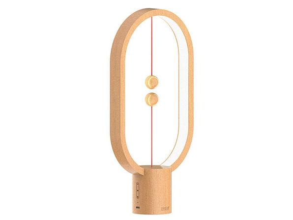 Marangoni Electromagnetic Light (Wood)