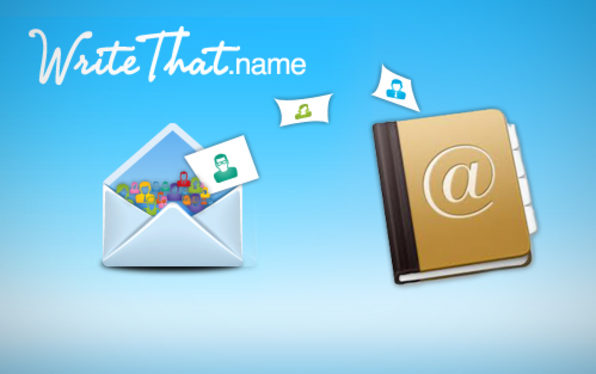 WriteThatname Freebie - Product Image