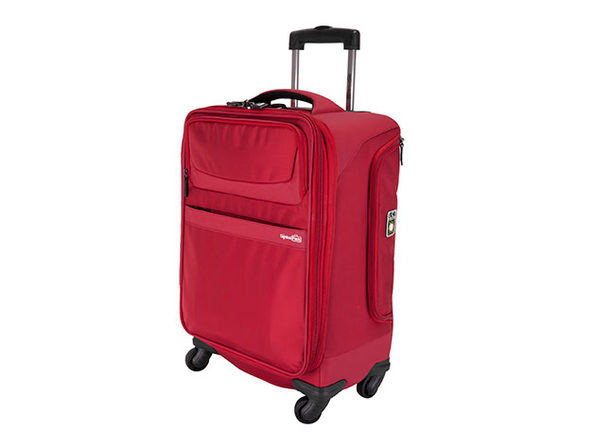 Genius Pack G3 Carry-On Spinner (Red)