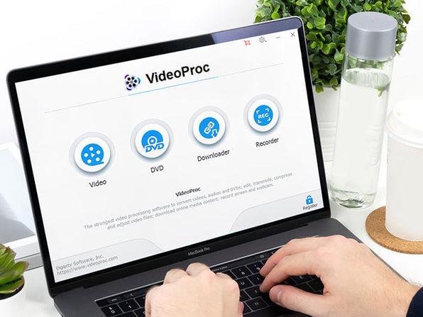 VideoProc for Windows: Lifetime Subscription