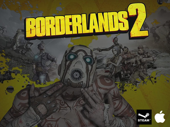 Borderlands 2 - Product Image