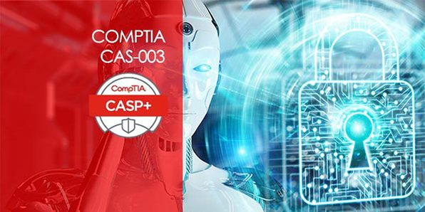 CompTIA Advanced Security Practitioner (CASP) CAS-003 - Product Image