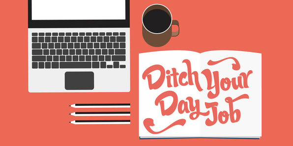 Ditch Your Day Job with Michelle Ward - Product Image