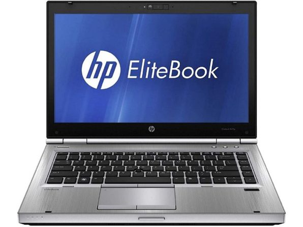 "HP Elitebook 840G1 14"" Laptop, 1.6GHz Intel i5 Dual Core Gen 4, 4GB RAM, 500GB SATA HD, Windows 10 Home 64 Bit (Refurbished Grade B)"