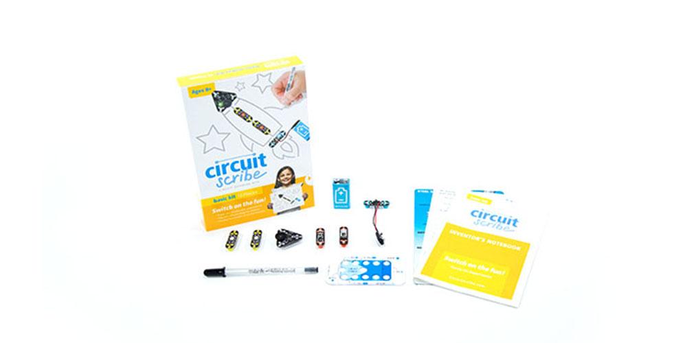 A Circuit Scribe kit