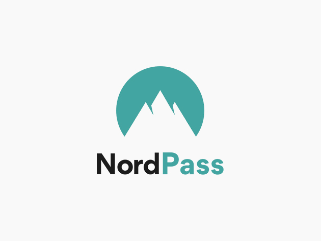 Teaser for NordPass Password Manager: 2-Yr Subscription