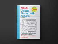 Getting Started with Arduino: 3rd Edition - Product Image