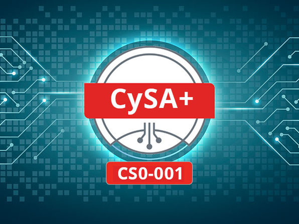 CompTIA CySA+ Cybersecurity Analyst (CS0-001) - The Total Course - Product Image