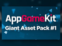 AppGameKit: Giant Asset Pack 1 - Product Image