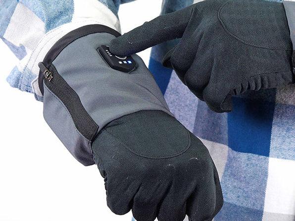 3.7V Skin-Fit Liner Glove