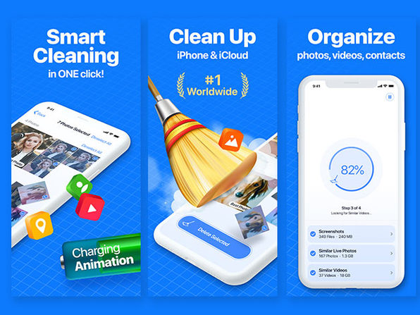 Smart Cleaner for iOS: Lifetime Subscription