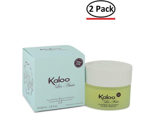Kaloo Les Amis by Kaloo Eau De Senteur Spray / Room Fragrance Spray 3.4 oz for Men (Package of 2) - Product Image