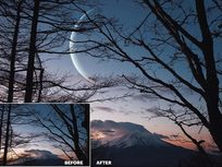 Luminar Add-on Pack: Amazing Planets - Product Image