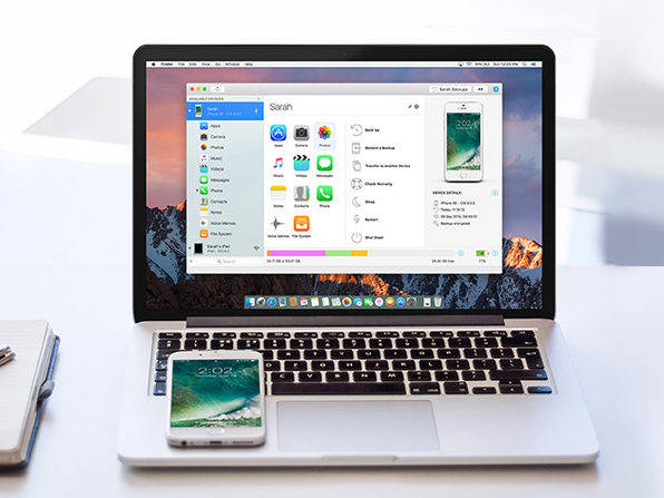iMazing 2: Universal License for Mac & Windows
