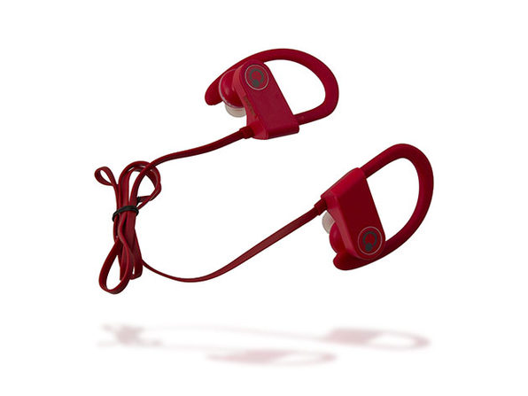 Que Bluetooth In-Ear Headphones: 2-Pack (Red)