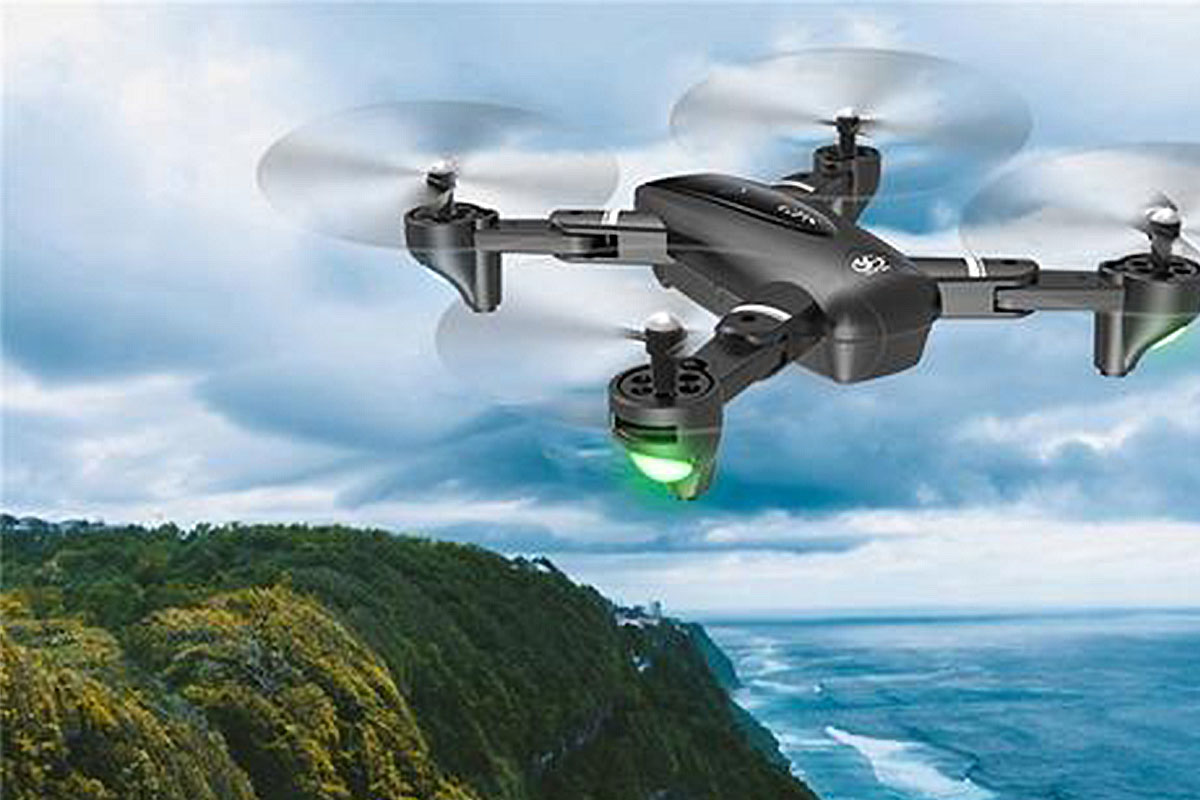 Ninja Dragons Powerful 5G WiFi FPV Drone with 4K HD Camera, on sale for $159.20 when you use coupon code VIPSALE20 at checkout