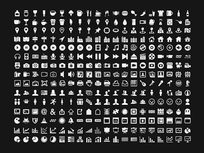 2400+ Hand Crafted Icons - Product Image