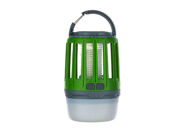 3-in-1 Waterproof Bug Zapper Lantern (Green/4-Pack)