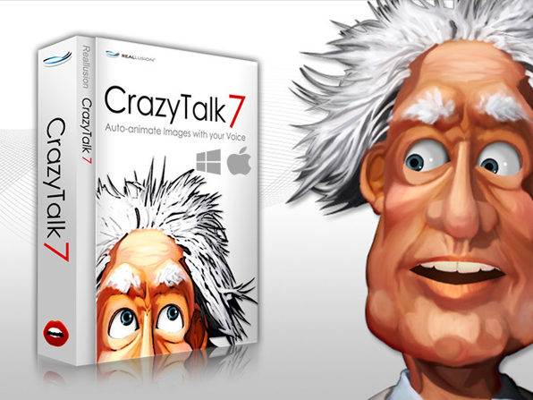 CrazyTalk7 Pro for Mac - Product Image