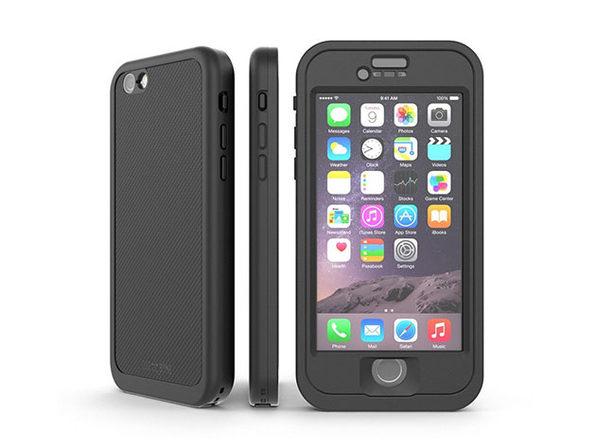 Topless Waterproof iPhone Case