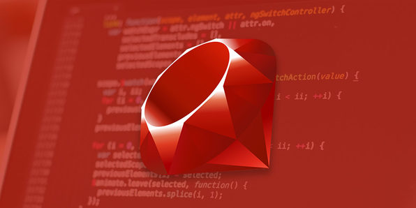 Become a Web Developer: Learn the Fundamentals of Ruby - Product Image
