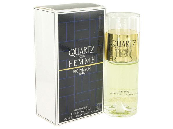 QUARTZ by Molyneux Eau De Parfum Spray 3.4 oz for Women (Package of 2) - Product Image