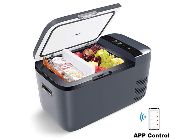 ICECO Go20: Ultimate 20L Portable Car Freezer (Grey)