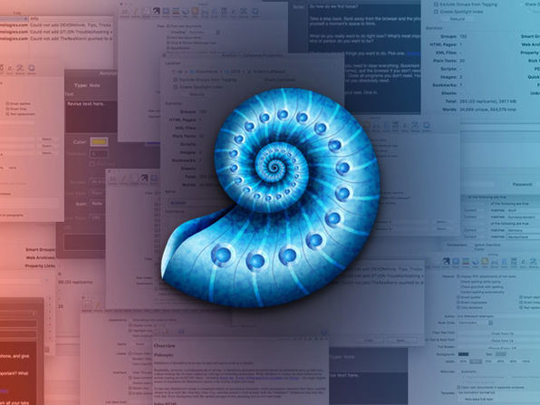 DEVONthink Pro for Mac