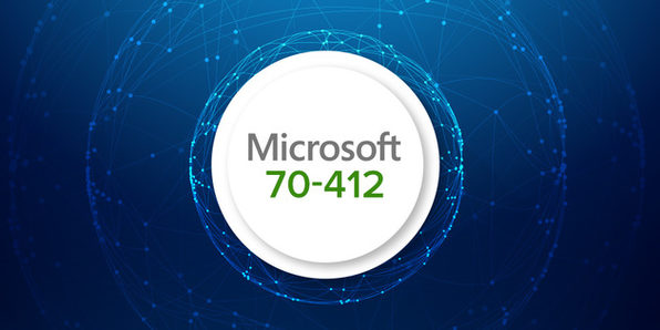 Preparation for Microsoft Exam 70-412: Configuring Advanced Windows Server 2012 R2 Services - Product Image