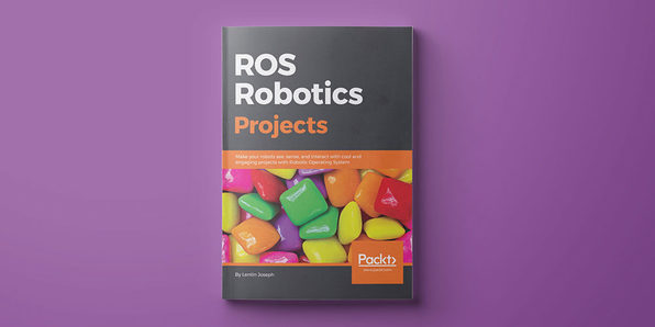 ROS Robotics Projects - Product Image