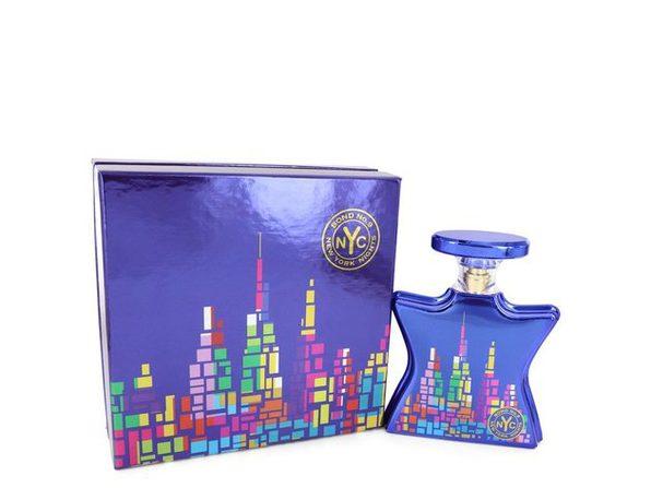 Bond No. 9 New York Nights by Bond No. 9 Eau De Parfum Spray 3.4 oz - Product Image